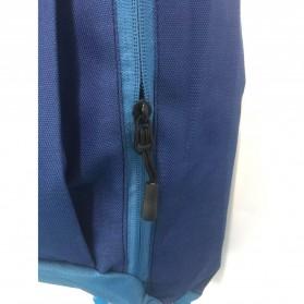 Tas Ransel Backpack Travel - Dark Blue - 6