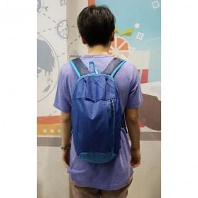 Tas Ransel Backpack Travel - Dark Blue - 8