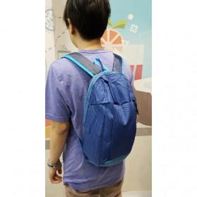 Tas Ransel Backpack Travel - Dark Blue - 9