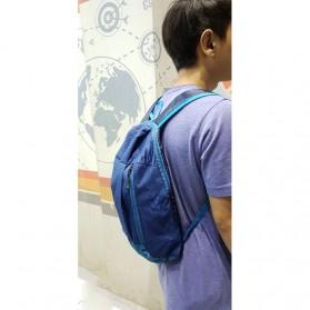Tas Ransel Backpack Travel - Dark Blue - 10