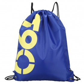 Tas Ransel Serut Drawstring Model Sport - Roma09 - Dark Blue