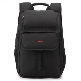 TIGERNU Tas Ransel Laptop Waterproof - T-B3159 - Black - 2