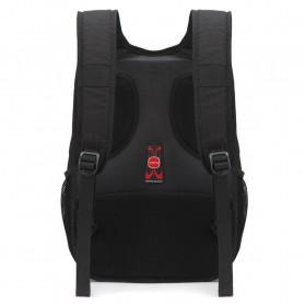 TIGERNU Tas Ransel Laptop Waterproof - T-B3159 - Black - 3