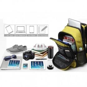 TIGERNU Tas Ransel Laptop Waterproof - T-B3159 - Black - 5