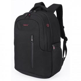 TIGERNU Tas Ransel Laptop Waterproof - T-B3204 - Black