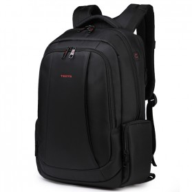 TIGERNU Tas Ransel Laptop Waterproof - T-B3143 - Black
