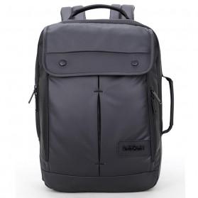 Notebook Bag / Tas Laptop - Arctic Hunter Tas Ransel Laptop - 1500347 - Black