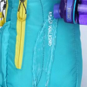 Weikani Tas Selempang Crossbody Bag Sport Waterproof Keep Walking - T1333 - Blue - 2