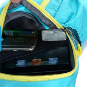 Weikani Tas Selempang Crossbody Bag Sport Waterproof Keep Walking - T1333 - Blue - 3