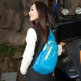 Weikani Tas Selempang Crossbody Bag Sport Waterproof Keep Walking - T1333 - Blue - 6