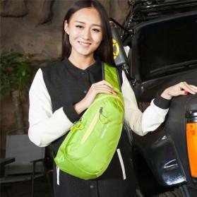 Weikani Tas Selempang Crossbody Bag Sport Waterproof Keep Walking - T1333 - Blue - 7