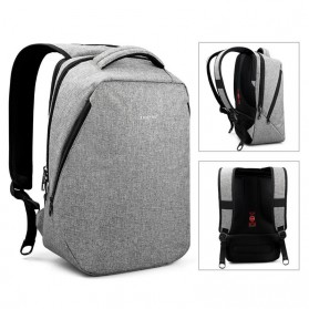 TIGERNU Tas Ransel Laptop 17 Inch - T-B3164 - Gray