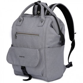TIGERNU Tas Ransel Laptop 15 Inch - T-B3184 - Gray