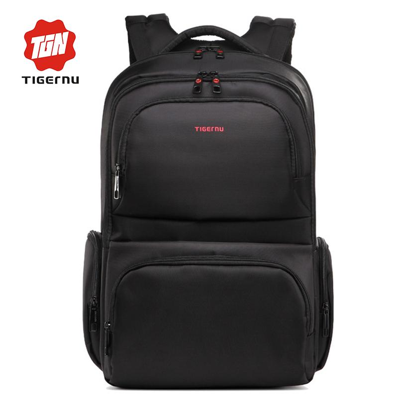 ... TIGERNU Tas Ransel Laptop Travel 17 Inch - T-B3140 - Black - 1 ... 4a0fe6043f