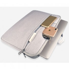 Kazerwa Tas Jinjing Laptop Elegan 15 Inch - XB-AFC6208 - Black - 2