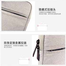 Kazerwa Tas Jinjing Laptop Elegan 15 Inch - XB-AFC6208 - Black - 3