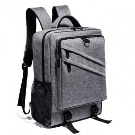 Tas Ransel Laptop Daypack - Gray