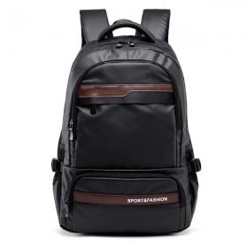 Tas Ransel Laptop Back to School Bag - Coffee