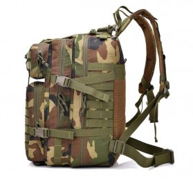 Tas Ransel Hiking Camping Mountaineering Military - 9252 - Army Green - 3