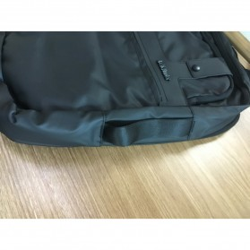 Arctic Hunter Tas Ransel Laptop - 1060 - Black - 3