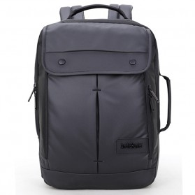 Arctic Hunter Tas Ransel Laptop - 1500347 - Black