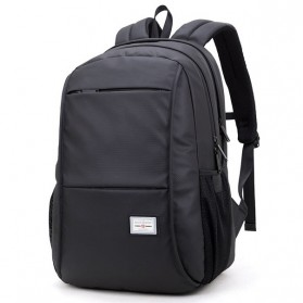 Arctic Hunter Tas Ransel Laptop - 20005 - Black