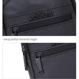 Arctic Hunter Tas Selempang Pria Crossbody Bag - XB13001 - Black - 9