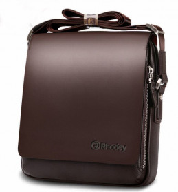 Rhodey Kangaroo Kingdom Tas Selempang Pria Messenger Bag - P4363 - Brown