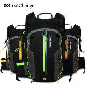 CoolChange Tas Ransel Gunung Hiking Waterproof 10L - 03010 - Green - 2