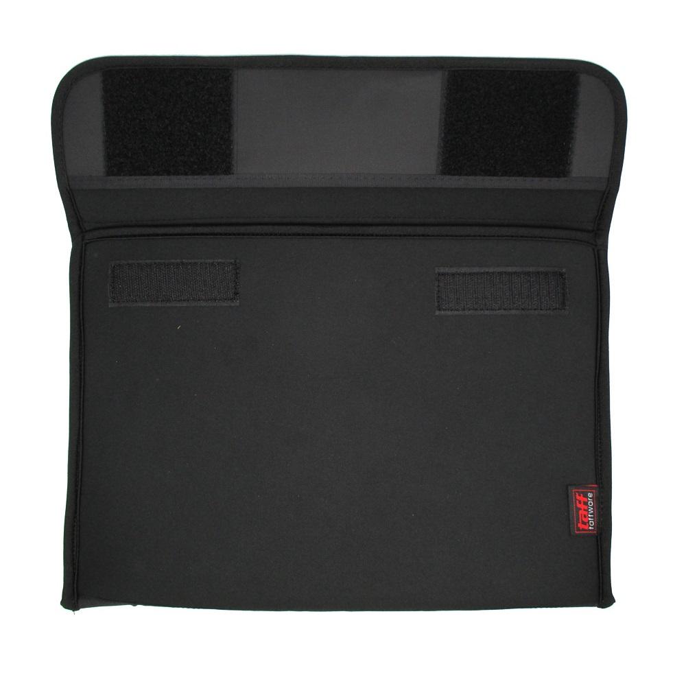 taffware sleeve case velcro macbook air 11 6 inch black. Black Bedroom Furniture Sets. Home Design Ideas