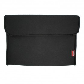 Taffware Sleeve Case Velcro Macbook Air 13.3 Inch - Black