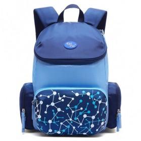 Laptop / Notebook - RUIPAI Tas Ransel Sekolah Anak - R8001 - Blue