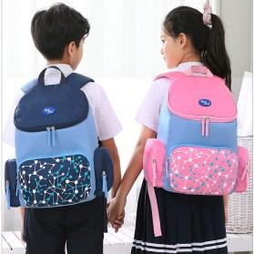 RUIPAI Tas Ransel Sekolah Anak - R8001 - Blue - 6