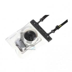 Tteoobl Case Waterproof Kamera Universal 7cm Lensa Type L - A-018L - White