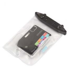 Tteoobl Waterproof Cover Bag for Pocket Camera - A-010C - Transparent