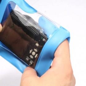 Tteoobl Waterproof Cover Bag for Pocket Camera - A-010C - Blue - 2
