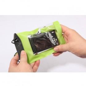 Tteoobl Waterproof Cover Bag for Pocket Camera - A-010C - Green - 2