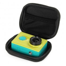 WallyTech Shock-proof Storage Bag for Xiaomi Yi & GoPro - SA-3174 - Black - 2