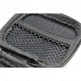 WallyTech Shock-proof Storage Bag for Xiaomi Yi & GoPro - SA-3174 - Black - 3