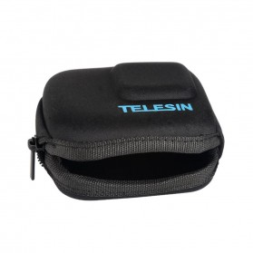 Telesin Mini Storage Bag for GoPro Hero 5/6/7 - Black