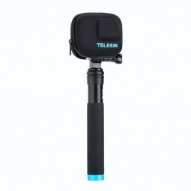 Telesin Mini Storage Bag for GoPro Hero 5/6/7 - Black - 3