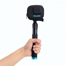 Telesin Mini Storage Bag for GoPro Hero 5/6/7 - Black - 4
