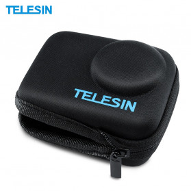 Telesin Mini Storage Bag for DJI Osmo Action - OS-BAG-003 - Black