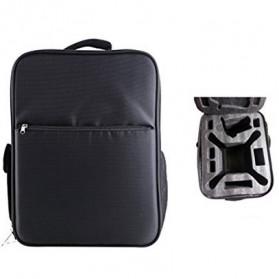Waterproof Casual Backpack Carrying Bag for DJI Phantom 3 - Black
