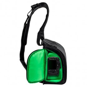 INDEPMAN Tas Kamera SLR Sling Camera DSLR Backpack Bag - A1706 - Green - 6