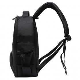 Tigernu Tas Kamera DSLR Backpack - T1333 - Black/Red - 3