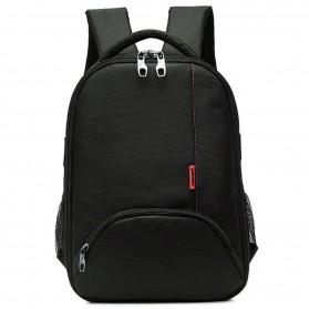 Tigernu Tas Kamera DSLR Backpack - T1333 - Black/Red - 6