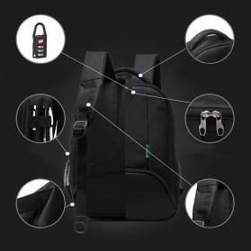 Tigernu Tas Kamera DSLR Backpack - T1333 - Black/Red - 8