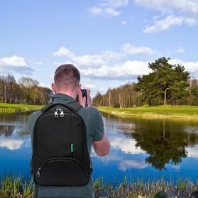 Tigernu Tas Kamera DSLR Backpack - T1333 - Black/Red - 11
