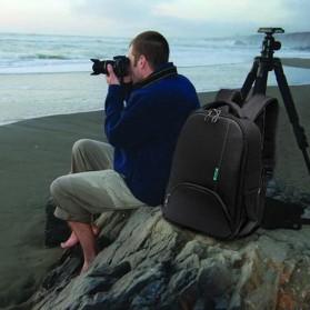 Tigernu Tas Kamera DSLR Backpack - T1333 - Black/Red - 12